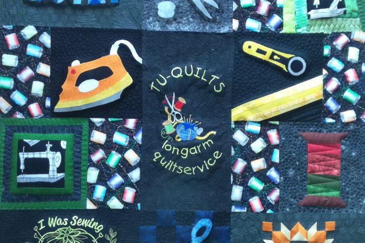 TU-Quilts Wandbehang